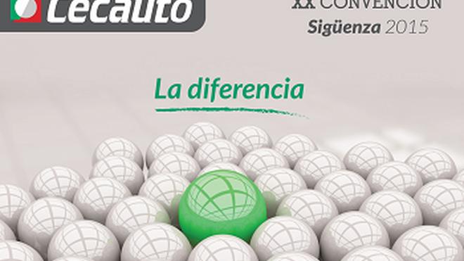 Cecauto Centro celebra su XX Convención en Sigüenza