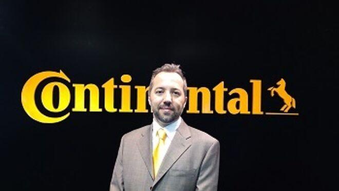 José Trujillo, nuevo coordinador de la red Conti360