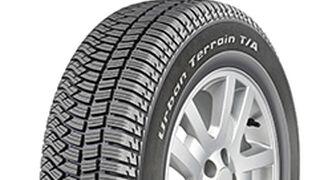 BFGoodrich presenta un neumático para SUV y crossovers urbanos