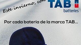 TAB Spain regalará un gorro de lana por la compra de baterías