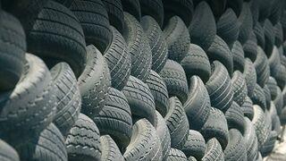 Prevén acabar con el cementerio de ruedas de Seseña en tres años