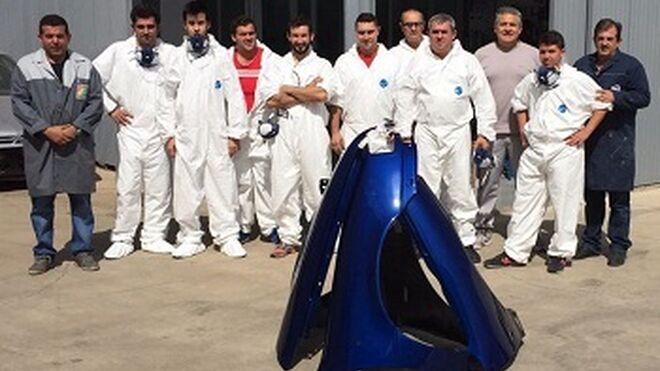 Felipe Pariente y Cromax forman a talleres clientes en Badajoz