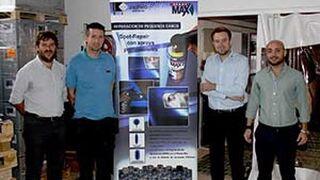 Zaphiro se convierte en distribuidor oficial de SprayMax en España