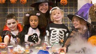 """Confortauto enseña a niños y adultos recetas """"terroríficas"""" por Halloween"""