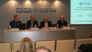 Los desafíos del sector, en el foro de Ganvam y Asecove en Santander