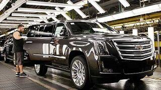 Ford, GM y Fiat Chrysler llaman a revisión a 1,7 millones de coches en Norteamérica