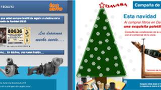 Davasa promociona turbos y filtros con regalos navideños