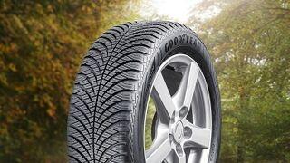 Goodyear lanza la segunda generación de su neumático todo tiempo Vector 4Seasons