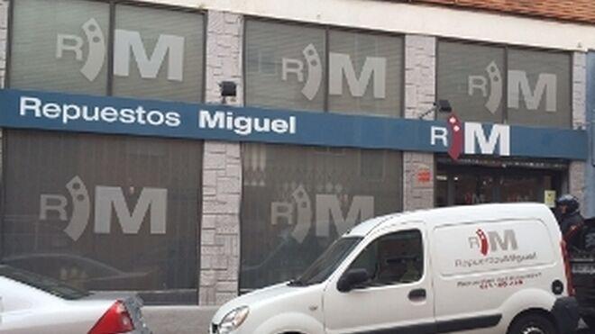 Repuestos Miguel será nuevo socio de CGA