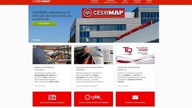 Cesvimap estrena web responsive y conectada a sus redes sociales