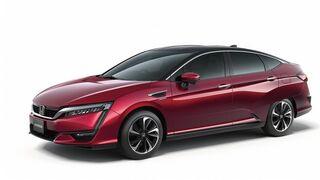 Honda presenta un nuevo vehículo de pila de combustible