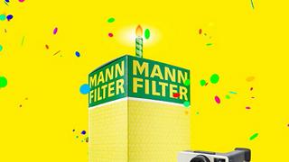 Mann-Filter celebra sus 50 años en España con un concurso de foto para talleres