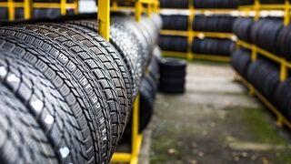 Unos dos millones de neumáticos de segunda mano, en circulación