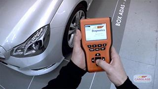 Carglass ya calibra las cámaras de vehículos con sistema ADAS