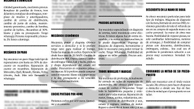 Cetraa denuncia el aumento de anuncios de reparaciones ilegales en internet