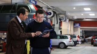 Atarvez discute con peritos sobre el precio/hora y la libre elección de taller