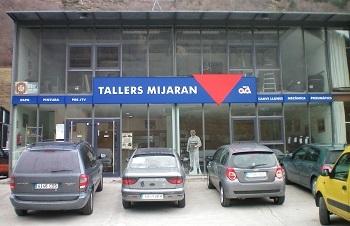 AD Talleres cuenta con 1.144 talleres en toda España