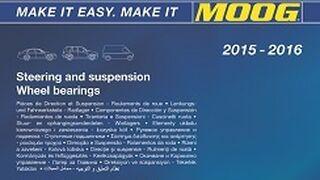 Federal-Mogul presenta el nuevo catálogo Moog 2015-2016