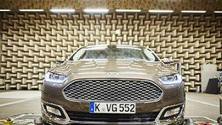 Ford estrena un sistema de control activo del ruido