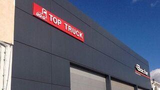 Top Truck, Garantía Europea en piezas y mano de obra