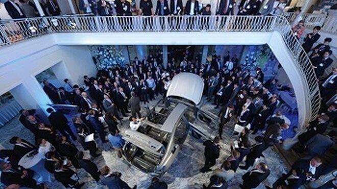 Carrocería con núcleo de carbono para la nueva Serie 7 de BMW