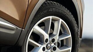 Goodyear Vector 4Seasons, de serie en el Renault Kadjar