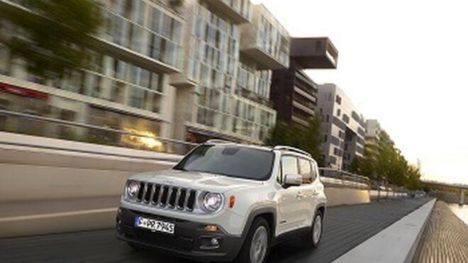 Kumho equipará de serie al nuevo Jeep Renegade