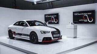Audi equipará sus vehículos con tecnología de hibridación ligera
