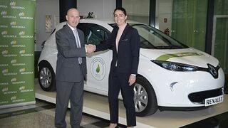 Iberdrola y Renault colaborarán para impulsar la movilidad eléctrica en España