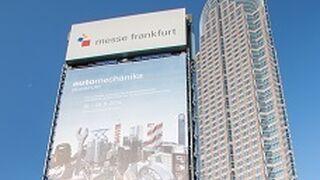 Conectividad y movilidad del futuro, ejes de Automechanika Frankfurt 2016
