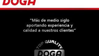 Doga, más de medio siglo aportando experiencia y calidad a sus clientes