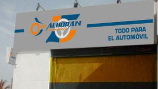 Autorecambios Alborán, nuevo socio de Dipart en Almería