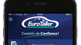 EuroTaller lanza una app para calcular el precio del mantenimiento