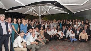 Más de 80 personas en la XXXII Convención de Gecorusa
