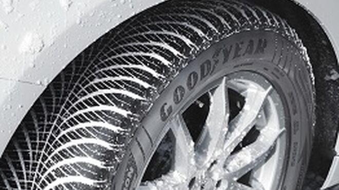 Ford elige los neumáticos todo tiempo de Goodyear como primer equipo