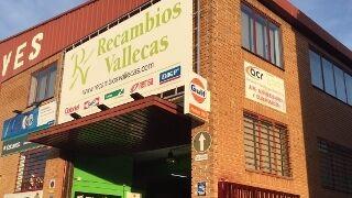 Recambios Vallecas celebra la apertura de su nueva tienda