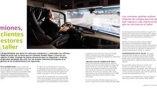 Camiones, de clientes a gestores del taller