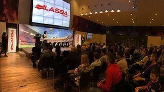 Lassa presenta su marca a más de 100 especialistas del neumático de Barcelona