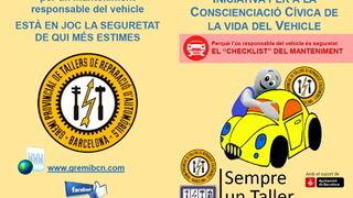 El Gremi de Barcelona promociona sus talleres en Facebook