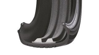 Falken reduce 10 dB el ruido de sus neumáticos con Silent Core