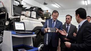 Mariano Rajoy visita las instalaciones del Grupo Cojali