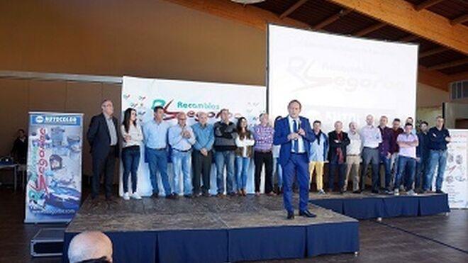 Recambios Segorbe celebra su I Convención de talleres de carrocería