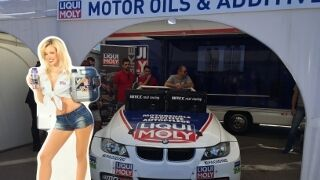 Liqui Moly se hace notar en las competiciones del motor