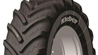 Kleber presenta nuevas dimensiones para tractores de gran potencia