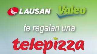 Lausan y Valeo regalan una telepizza con cada embrague de la marca