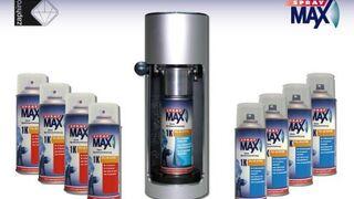 Zaphiro presenta Fill&Clean, rapidez y limpieza en el rellenado de aerosoles