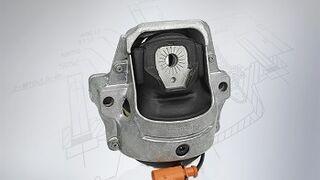 Nuevos soportes hidráulicos de motor Meyle para Audi