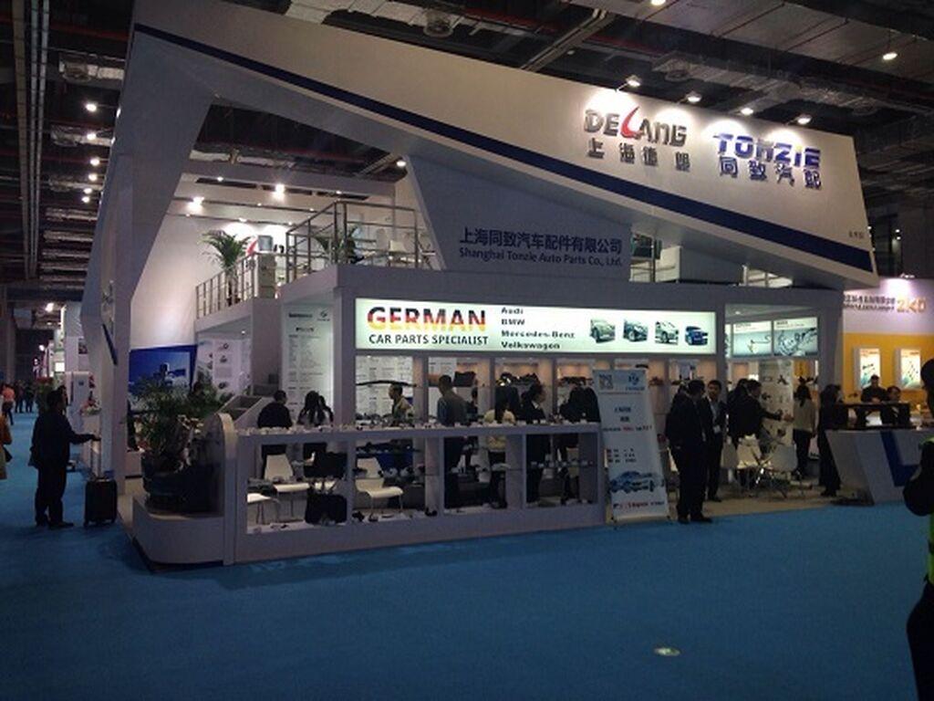 Delang y Tonzie, fabricantes chinos especialistas en repuestos para vehículso alemanes.