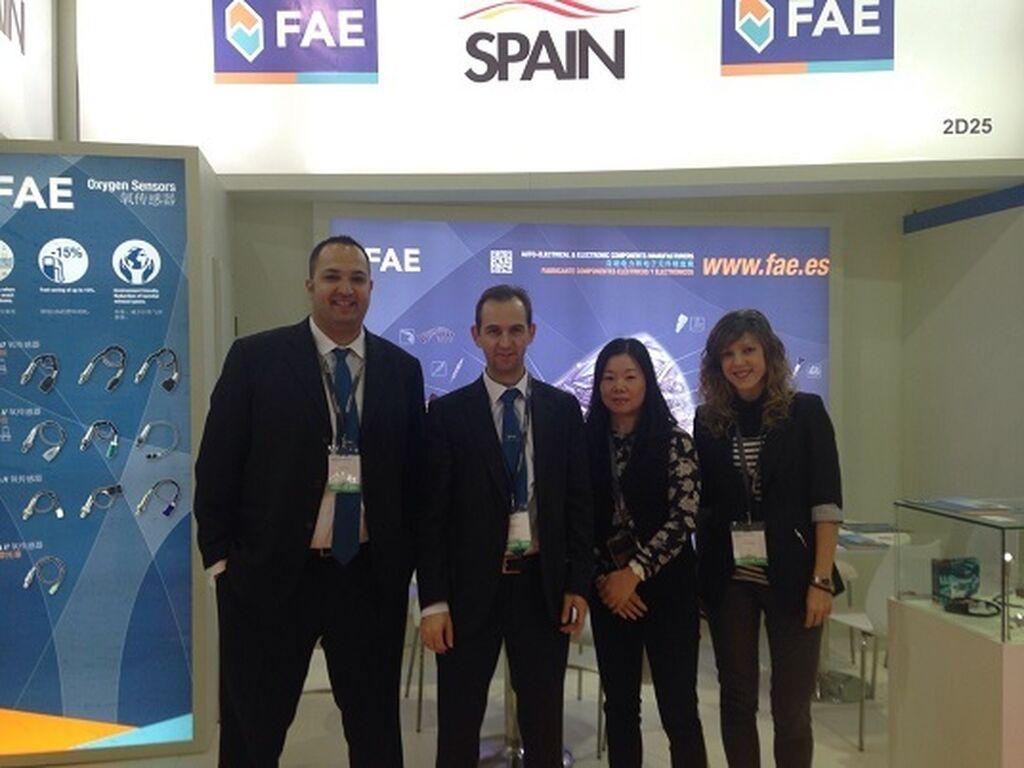 Delegación de Fae.