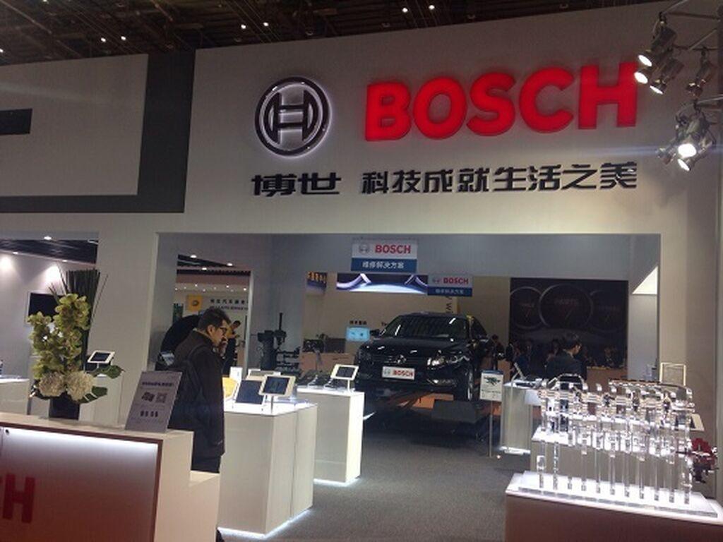 Stand de Bosch.